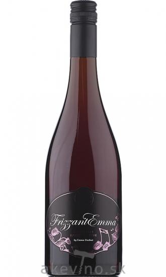 Miluron FrizzantEmma Strawberry sparkling wine sladké