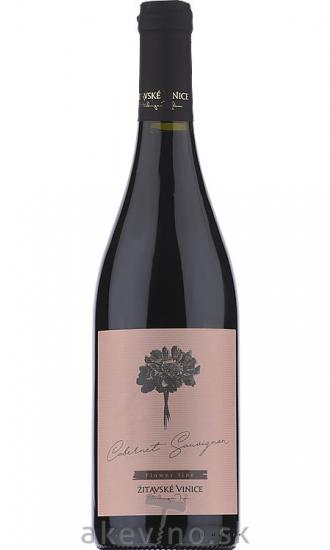 Žitavské vinice Flower Line Cabernet Sauvignon 2016