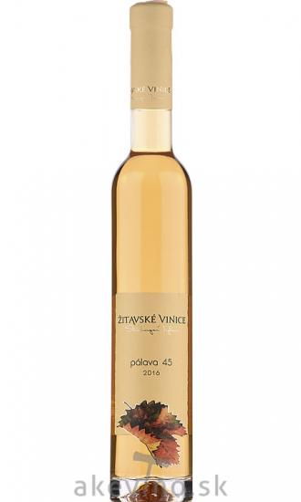Žitavské vinice Pálava 45 2016