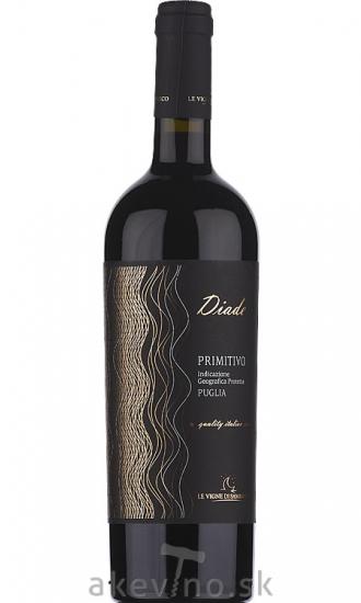 Le Vigne di Sammarco Diade Primitivo IGT Puglia 2019