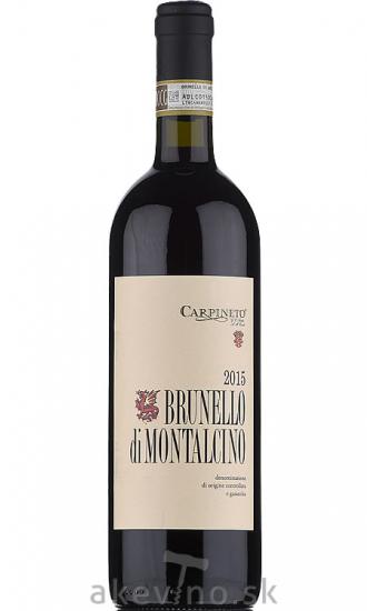 Carpineto Brunello di Montalcino DOCG 2015