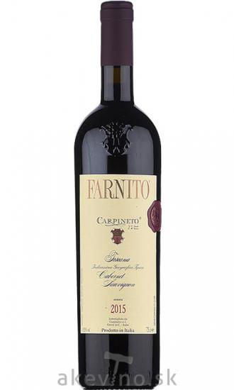 Carpineto Farnito Cabernet Sauvignon Toscano IGT 2015