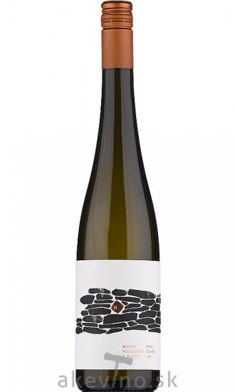 Víno Rariga Irsai Oliver 2020 akostné odrodové polosuché
