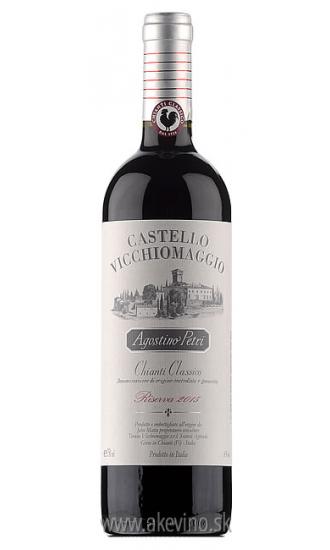 Castello Vicchiomaggio Agostino Petri Chianti Classico Riserva DOCG 2015
