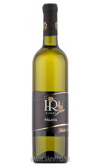 HR Winery Pálava 2018 výber z hrozna polosuché