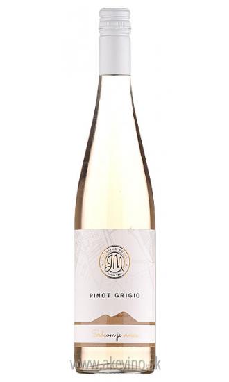 JM Vinárstvo Doľany Pinot Grigio 2018 polosuché