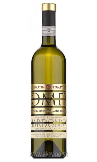 Martin Pomfy - MAVÍN Chardonnay 2018