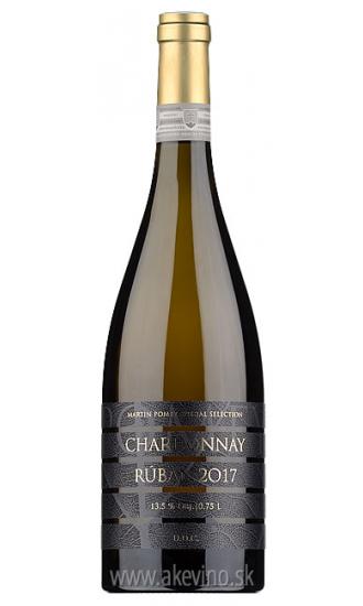 Martin Pomfy - MAVÍN SELECTION Chardonnay Rúbaň 2017