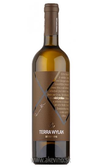 Terra Wylak Devín 2016 akostné odrodové