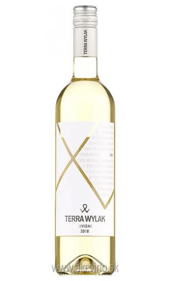 Terra Wylak Sauvignon 2018 akostné odrodové