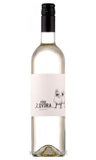 Víno z dvora Muškát 2017