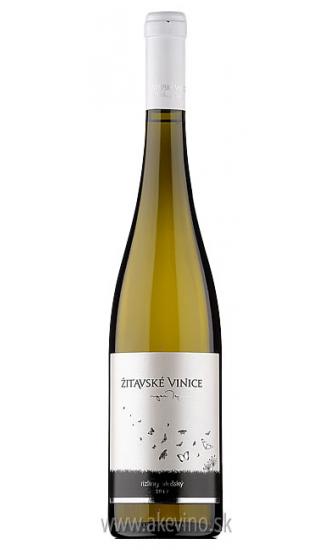 Žitavské vinice Rizling vlašský 2017
