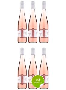 Ružové ako remeň 5+1 zadarmo