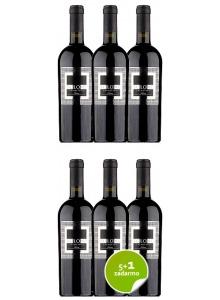 Víno vín Solone Primitivo 5+1 zadarmo
