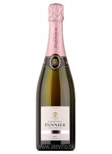 Champagne Pannier Rosé Brut