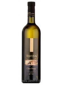 Chowaniec & Krajčírovič Chardonnay 2016 výber z hrozna polosladké