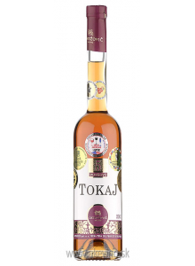J&J Ostrožovič Tokajský výber 5-putňový 2003 sladké 0.375l