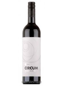 Víno Nichta Circum Frankovka modrá 2017 akostné odrodové