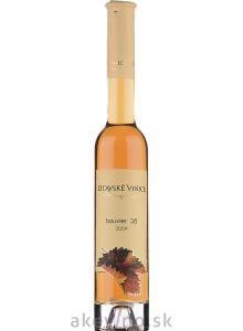 Žitavské vinice Bouvier 38 2009 slamové víno