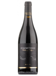 Žitavské vinice Pinot Noir 2016 barrique