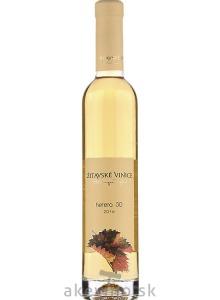 Žitavské vinice Hetera 30 2016 prírodne sladké 0.375l