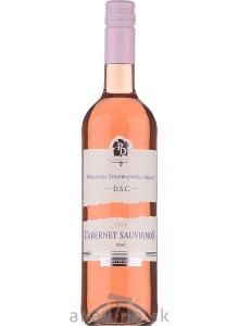 PD Mojmírovce Cabernet Sauvignon rosé 2018 akostné odrodové
