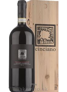 Cinciano Chianti Classico Gran Selezione DOCG 2014 1.5L magnum