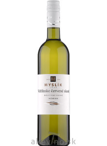 Myslík Winery Veltlínske červené skoré 2019