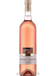 Chowaniec & Krajčírovič Cabernet Sauvignon rosé 2019 neskorý zber polosuché