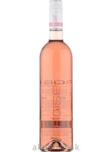 Pavelka Rosé Cuvée 2019 akostné značkové