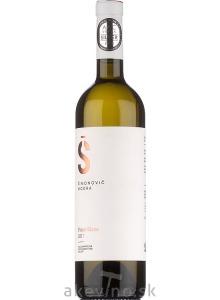 Šimonovič Pinot blanc 2017 výber z hrozna