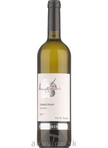 Mrva & Stanko WMC Chardonnay 2017 neskorý zber (Čachtice)