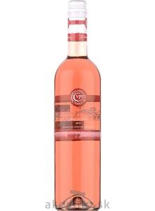 Pavelka Chateau Zumberg Cabernet rosé 2019 akostné odrodové