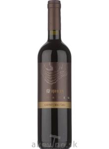 Repa Winery OAKED Alibernet 2016 akostné odrodové