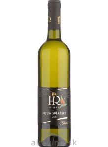 HR Winery Rizling vlašský 2018 neskorý zber