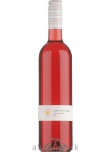 Karpatská perla Cabernet Sauvignon rosé 2019 polosladké
