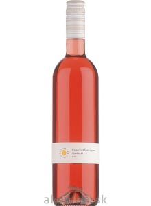 Karpatská perla Cabernet Sauvignon rosé 2019 suché