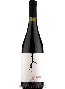 Magula rodinné vinárstvo Frankovka modrá BIO 2015