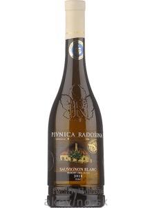 Pivnica Radošina Sauvignon blanc 2018 neskorý zber