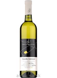 Víno Dudo Tramín červený 2019 výber z hrozna polosuché