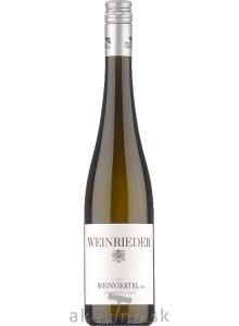 Weinrieder Grüner Veltliner Weinviertel DAC 2018