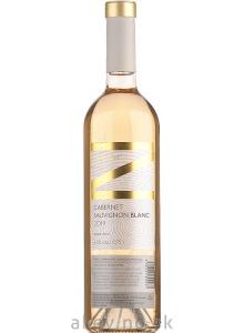 Zápražný Cabernet Sauvignon blanc 2019