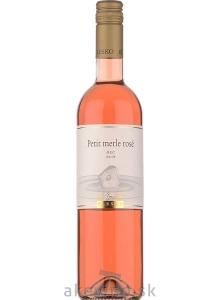 Elesko Petit Merle rosé 2019 akostné značkové polosuché