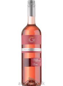 Golguz Cabernet Sauvignon rosé 2019 neskorý zber polosuché