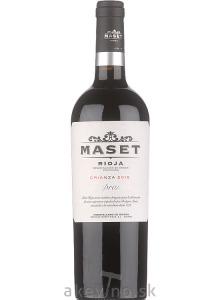 Maset Rioja Crianza 2016
