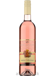Mrva & Stanko Cabernet Sauvignon rosé 2019 akostné odrodové polosuché
