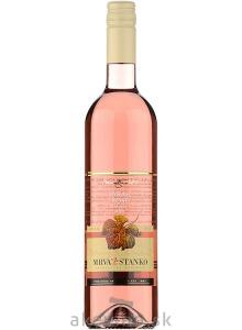 Mrva & Stanko Syrah rosé 2019