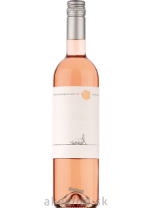 Chateau Rúbaň Cabernet Sauvignon rosé 2019 neskorý zber polosuché