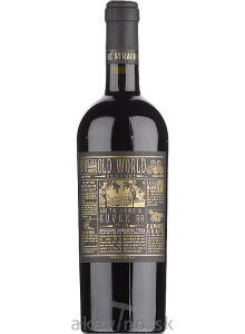 Giordano vini Old World 99 Appassimento Puglia IGT 2018 Golden edition