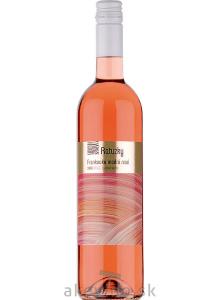 Víno Ratuzky Frankovka modrá rosé 2019